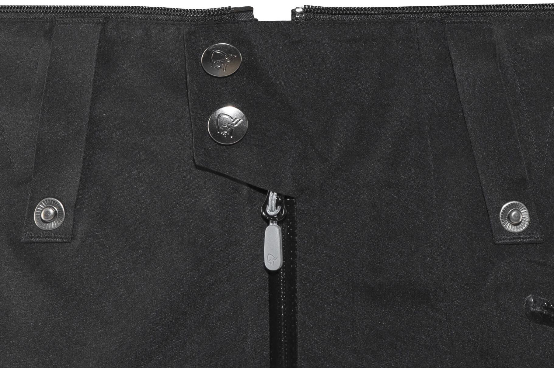 Norrøna Lofoten Gore-Tex Pro Light Pantaloni Donna, caviar  677016 FkmD4